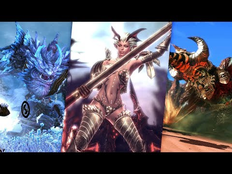 TERA #001: Reingeschaut ins Top-MMORPG | TERA Gameplay Deutsch 2017
