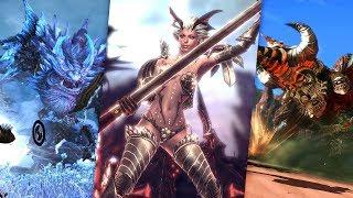 TERA #001: Reingeschaut ins Top-MMORPG   TERA Gameplay Deutsch 2017