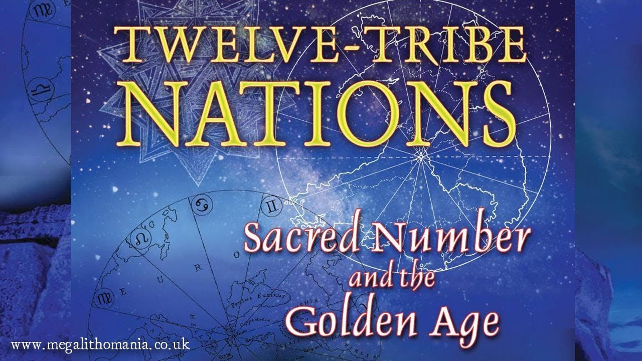 Christine Rhone Twelve Tribe Nations Sacred Number And The Golden
