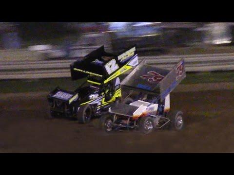 305 Sprint Feature | Mercer Raceway Park | 4-15-17