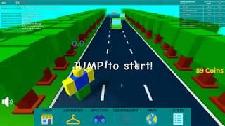 HaloCubeSword Plays: Roblox Traffic Rush :D