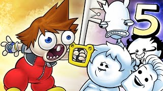 Oney Plays Kingdom Hearts WITH FRIENDS - EP 5 - Armored Suit of Armor