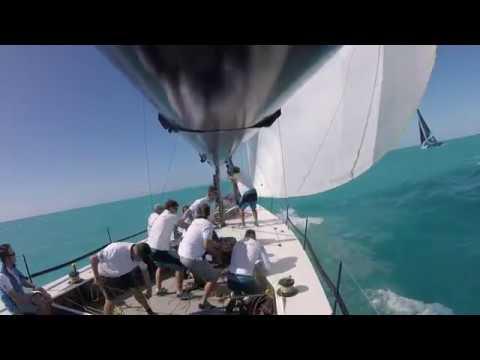Quantum Key West 2017 - Platoon TP52 Boom Cam