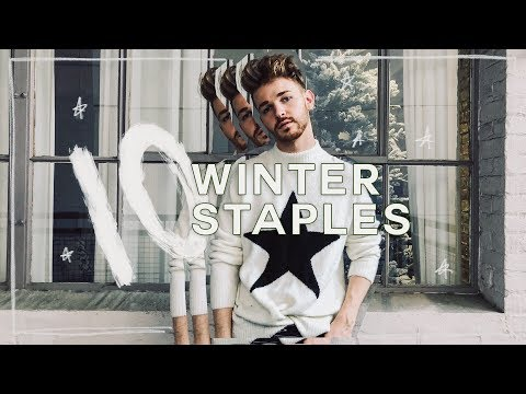 10 Winter Trends + Clothing Essentials YOU NEED // Imdrewscott