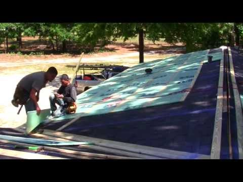 How To Install Metal Roofing On A Mobile Home Newest Part 1 Preparation AndFurring Strips