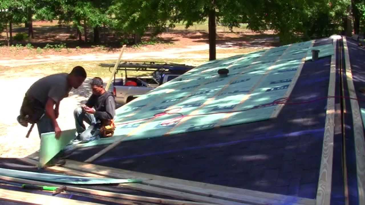 Install Metal Roofing On A Mobile Home Newest Part 1 ...