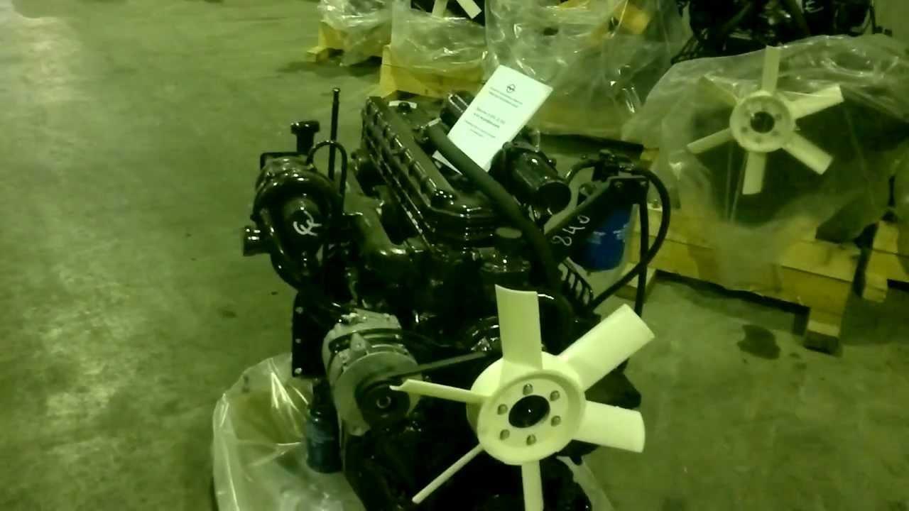 инструкция двигателя ямз-534