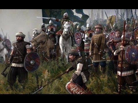 SLAVIC Warrior Folk Music