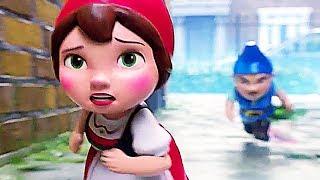 SHERLOCK GNOMES Trailer (2018) Animation, Kids, Family Movie HD