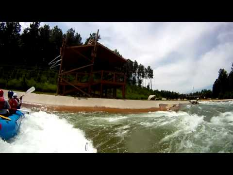 U.S National White Water Center In Charlotte NC