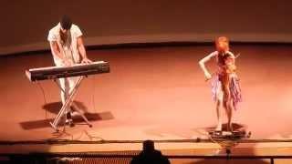Swag and Transcendence - Lindsey Stirling (LIVE @ RED ROCKS)