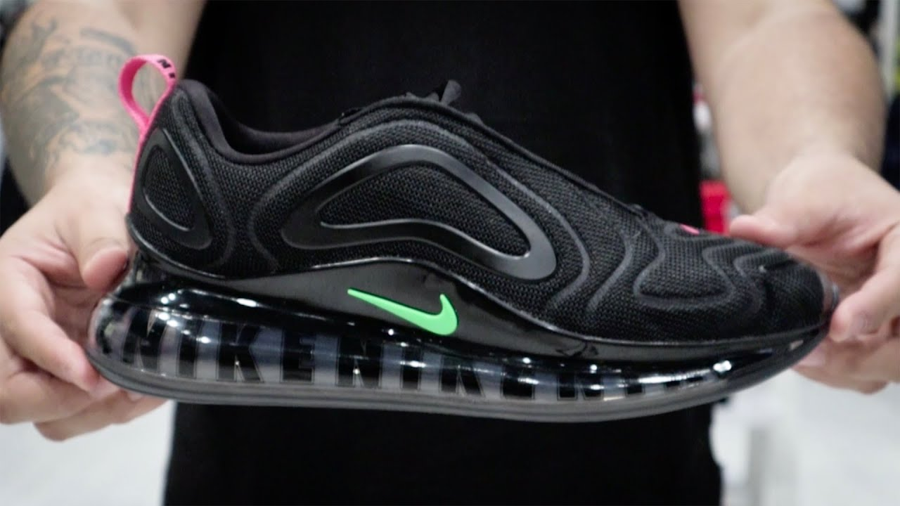 Unboxing: Nike Air Max 720