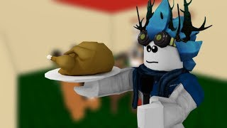 A Weird Thanksgiving... ROBLOX Court