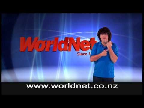 WorldNet TV Ad - Aug2012 B