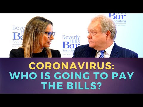 Coronavirus: Contract Law, Cancellations, Insurance. Who Is Going To Pay The Bills? - Malcolm McNeil