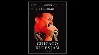 Fenton Robinson - Too Many Drivers