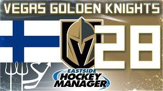 Fantastic Fourth Line Finns | Golden Knights Eastside Hockey Manager - Ep. 28