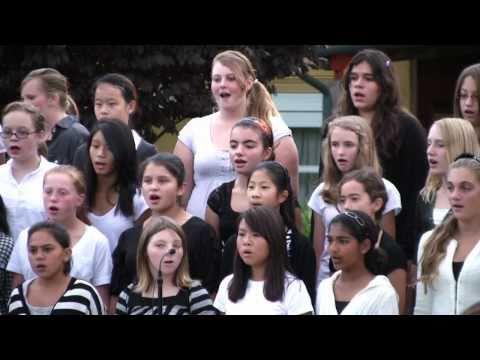 Viva la Vida - Choir, Blach Middle School