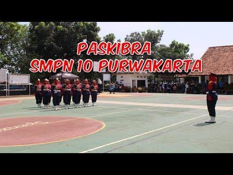 paskibra-smpn-10-purwakarta-juara-purwa-3-lpbb-&-variasi-formasi-tk-kab.-purwakarta-2019