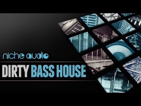 Dirty Bass House Maschine Expansion & Ableton Live Pack - From Niche Audio