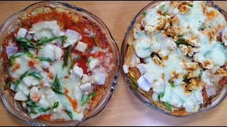 Potato Crust Pizza in Two Different Style 2020 || Aloo Pizza R…