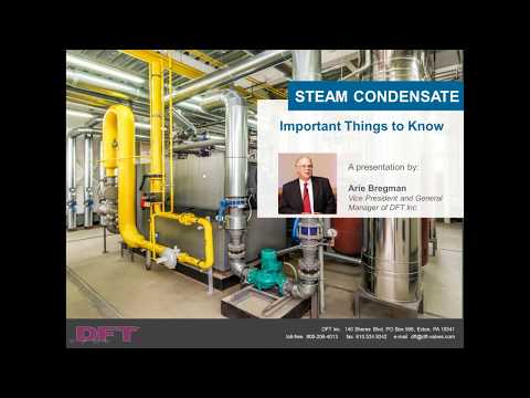 Steam Condensate: Important Things to Know | DFT Inc