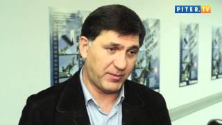 """В Петербурге снимают фильм-катастрофу """"Ледокол"""""""