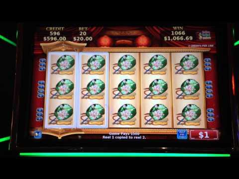 Video Casino slot wins 2015