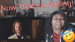 Kane Brown - Heaven (Home Free Cover) REACTION Video