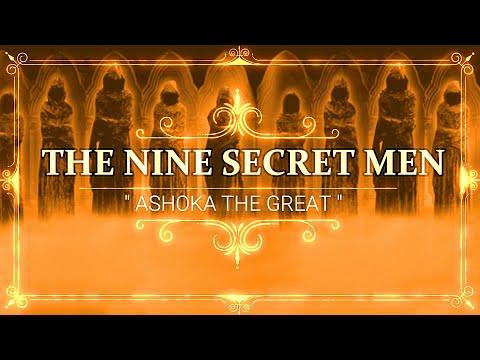 """'NINE SECRET MEN"" OF 'EMPEROR ASHOKA' | Fact or Myth??? | 9 Secret Books of Powerful Knowledge..."