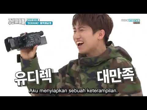 Weekly Idol Episode 357 Sub Indo Youtube