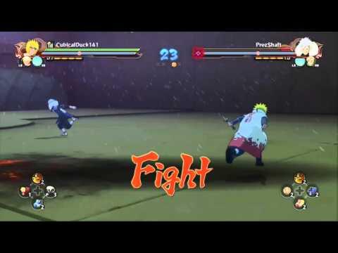 HIRAISHIN! NARUTO SHIPPUDEN™: Ultimate Ninja® STORM 4