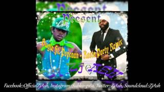 Bugle Ft  Popcaan - Rasta Party {Remix}.... March 2016... by _ Zj Ash