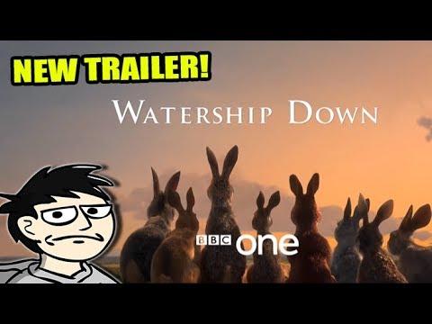 Steve Reviews: Watership Down 2018 (Trailer)