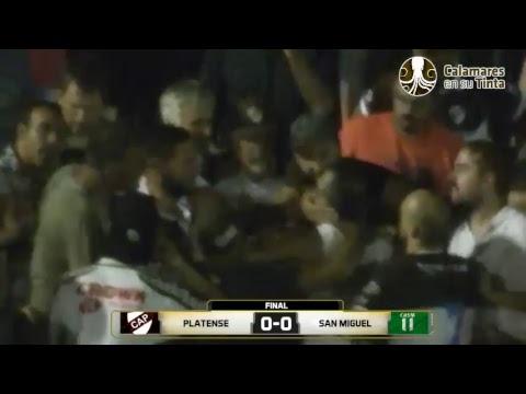 Platense vs San Miguel EN VIVO - Primera B Metropolitana