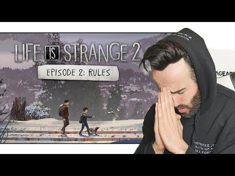 ENDLICH geht es weiter 💙 LIFE IS STRANGE 2 | episode 2 [#1] thumbnail