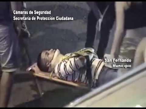 San Fernando: violento choque de una moto contra un auto en Libertador y Del Arca