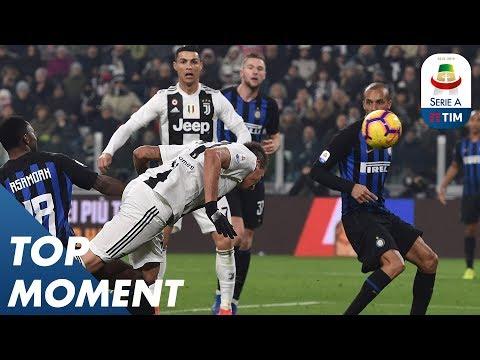 Mandžukić Header Gets Juve Ahead | Juventus 1-0 Inter | Top Moment | Serie A Mp3