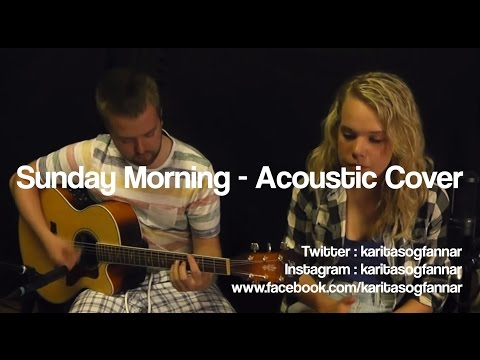 Maroon 5 - Sunday Morning - Acoustic Cover HD