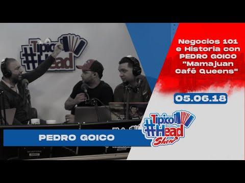 """Negocios 101 e Historia con PEDRO GOICO """"Mamajuan Café Queens"""""""