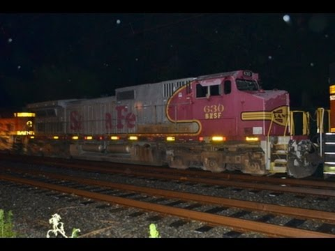YN2s, Warbonnet Power, Freight Meets, Unit Trains and More!