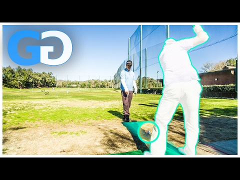 Golf Tips: PROPER LEG WORK in the GOLF SWING  part 1