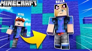 VITO TROLL?! - ZABAWA W CHOWANEGO W MINECRAFT (Hide and Seek) | Vito vs Bella