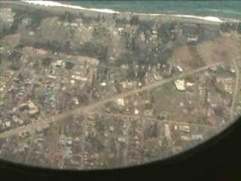 Meulaboh, Sumatra after being hit by the tsunami