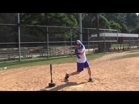 Tyler Dodson 2017 Southampton Academy | Hitting Bootcamp