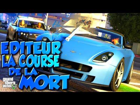 GTA V ONLINE   Editeur: La course de la mort ! poster