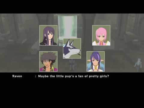 """Tales Of Vesperia Definitive Edition Skit - """"Repede And Judith"""""""
