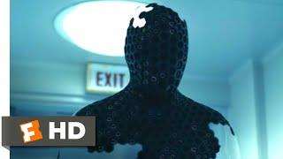 The Invisible Man (2020) - Hallway Massacre Scene (9/10) | Movieclips