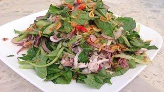 Video Thai Squid Tentacles Salad - Goi Rau Muc Thailan download MP3, 3GP, MP4, WEBM, AVI, FLV Juli 2018