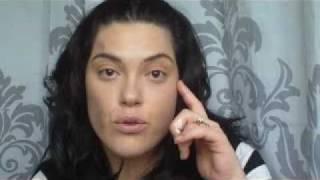 estetik ameliyatsiz guzel burun ve yüz hatları.Kontör ile burun/yüz hatları duzeltme